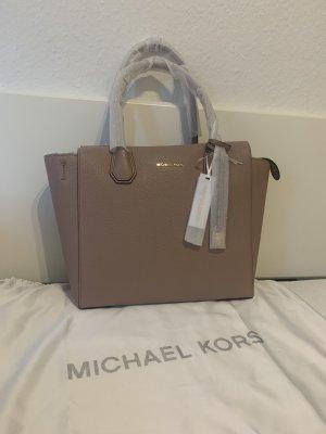 Rosé Handtasche von Michael Kors