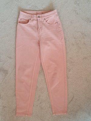 Denim Co. Boyfriend jeans roségoud