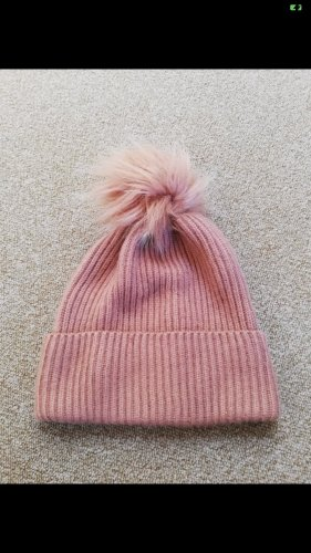 H&M Fabric Hat pink