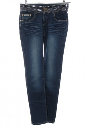 Rose Player High Waist Jeans blau Casual-Look