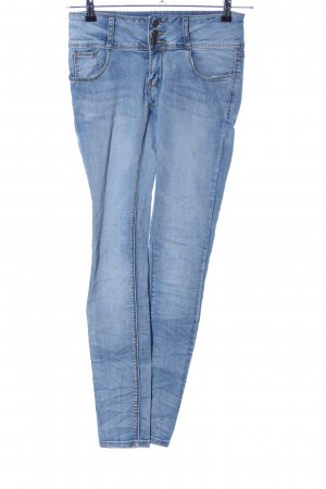 Rose Player Skinny Jeans blau Casual-Look