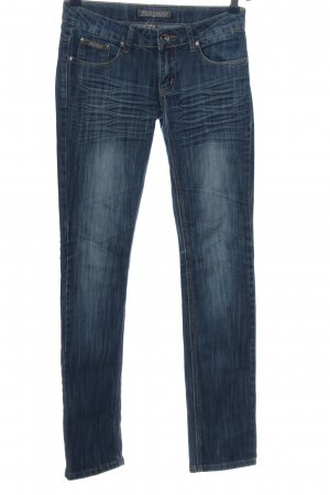Rose Player Straight-Leg Jeans