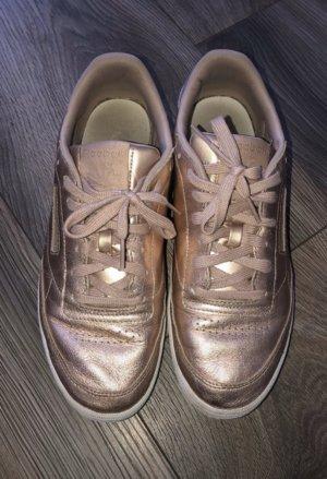 Reebok Sneakers met veters roségoud