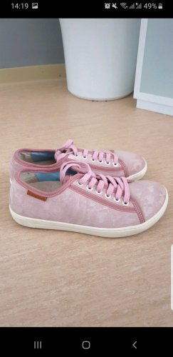 Birkenstock Lace-Up Sneaker rose-gold-coloured