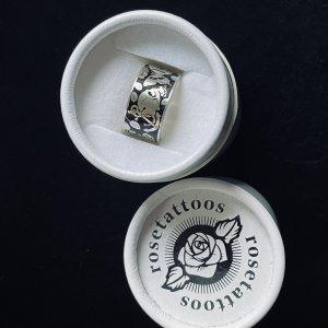 Rose Tattoos - Ring