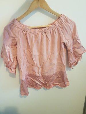 Malvin Blusa rosa pallido Cotone