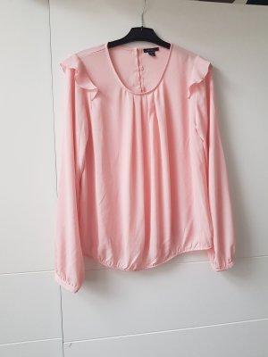 Amisu Long Sleeve Blouse pink