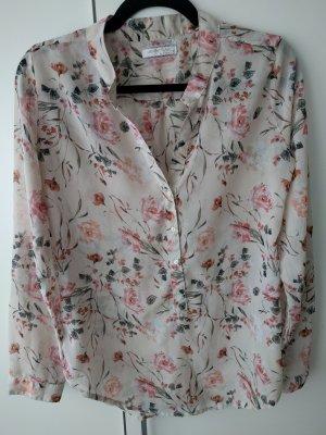 Roséfarbene Bluse Größe M