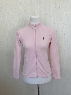 Golfino Veste polaire rose clair-rosé polyester
