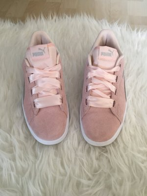 Roséfarbene Puma-Sneaker