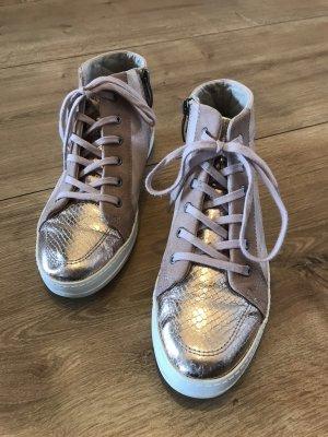 Rosefarbene Sneaker Tamaris