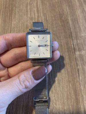 Rosefield, Armbanduhr, Silber