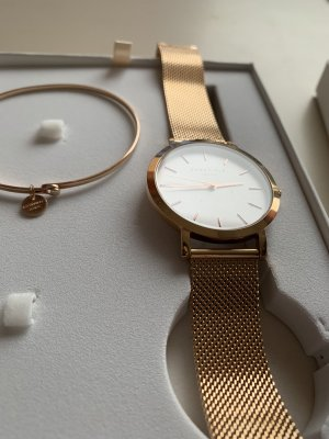 Rosefield Rose Uhr + Armband