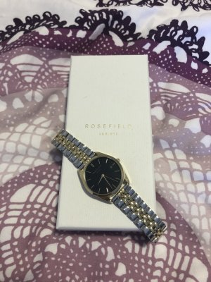 ROSEFIELD Watch With Metal Strap multicolored