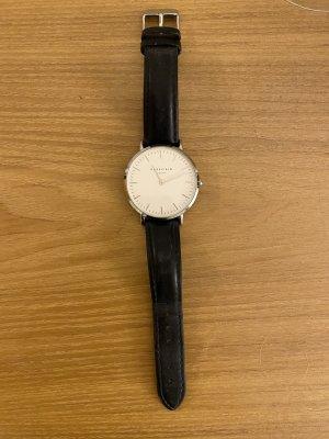 ROSEFIELD Zegarek ze skórzanym paskiem Wielokolorowy