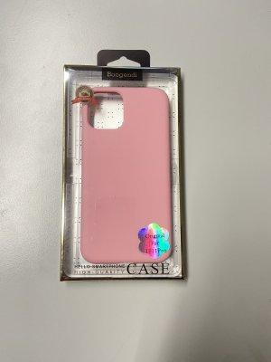 Custodia per cellulare color oro rosa