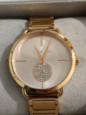Michael Kors Analog Watch rose-gold-coloured