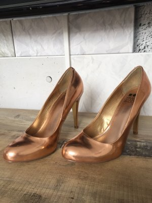 Roségold Pumps High Heels