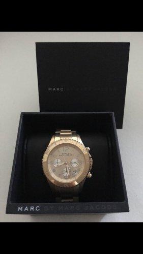 Rosegoldene Marc Jacobs Uhr, super Zustand