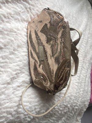 Roségoldene Tasche