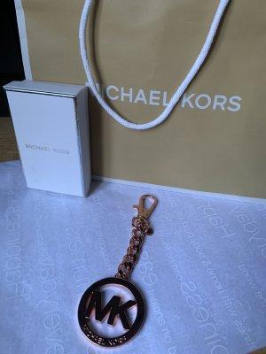 rosegoldener Michael Kors Schlüsselanhänger