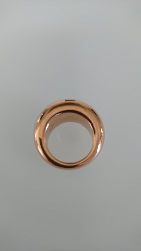 CK Collection Złoty pierścionek w kolorze różowego złota