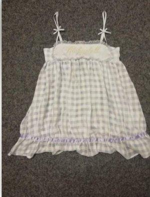 rosemarie seoir Sukienka typu babydoll turkusowy Poliester