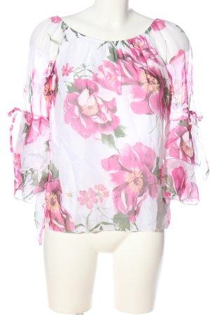 Rosemarine Langarm-Bluse