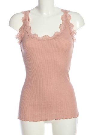 Rosemunde Basic Top pink Casual-Look