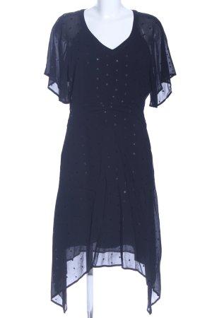 Rosemunde Kurzarmkleid blau Elegant
