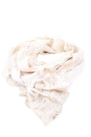 Rosemunde Jedwabny szal różowy W stylu casual