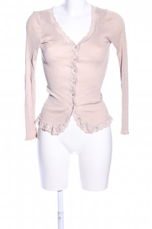 Rosemunde Shirt Jacket pink casual look