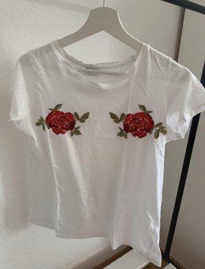 Rosen Shirt von Pimkie