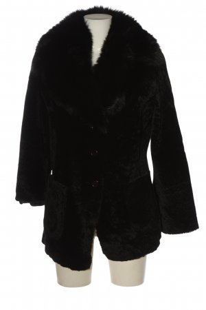 Rosenberg & Lenhart Pelt Coat black elegant