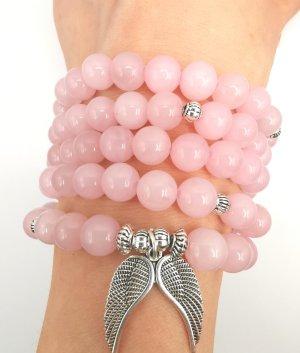 Pulsera rosa claro-rosa