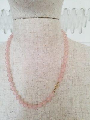 Collana rosa chiaro