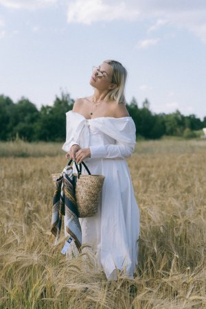 ROSIE ASSOULIN Boho Kleid von The Outnet Gr. 36