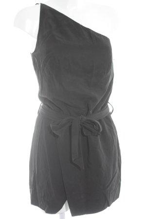 Rosie HW Paige Sukienka na jedno ramię czarny