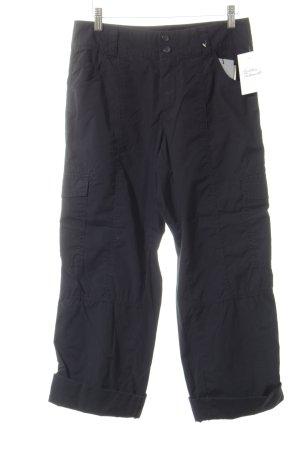 Rosner Pantalone a 3/4 nero stile casual