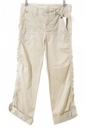 Rosner 7/8-Hose creme Casual-Look