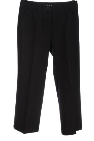 Rosner Pantalone largo nero stile casual