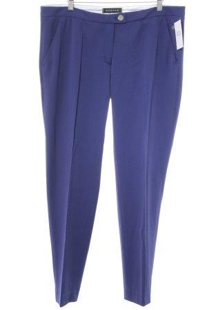 Rosner Pantalón de pinza azul estilo «business»