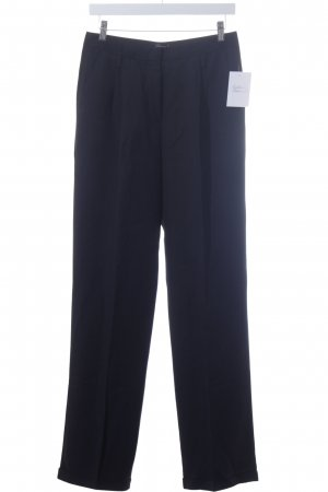 Rosner Pleated Trousers black casual look