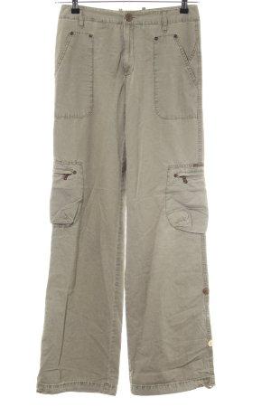 Rosner Pantalon cargo kaki style décontracté