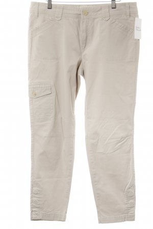 Rosner Chinohose beige Casual-Look