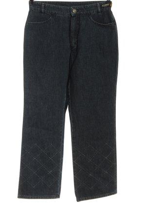 Rosner High Waist Jeans blau Casual-Look