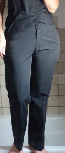 Rosner Hose, Business, Stretch, klassischer Schnitt, breite Passe, 2 schräge Taschen, hinten, paspelierte Gesäßtaschen, sehr bequem, hoher Stretchanteil, perfekte Passform, gerades Bein, 90% Polyester, 10% Elasthane, TOP Qualität, NEUwertig, Gr. 38