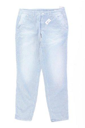 Rosner Hose Größe 38 blau aus Baumwolle