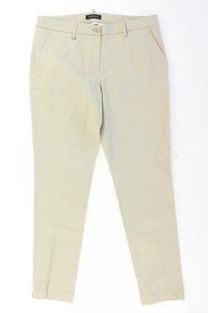 Rosner Hose Größe 42/L32 creme aus Baumwolle