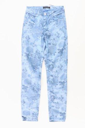 Rosner Hose Größe XS mit Blumenmuster blau